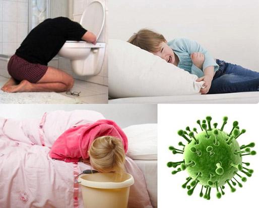 grypa zoladkowa